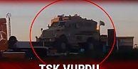TSK vurdu, ABD, YPG'ye silah sevkiyatı...