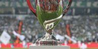 Türkiye Kupası'nda yarı final eşleşmeleri belli oldu!