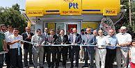 Uğur Mumcu'da Ptt Bank Açıldı