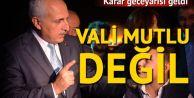 Vali Mutlu merkeze alındı, Malatya Valisi İstanbul'a atandı