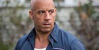 Vin Diesel'in Eski Vücudundan Eser Yok