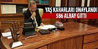 YAŞ kararları açıklandı: 586 albay emekli edildi
