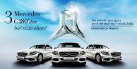 Yeni Yılda Mercedes Kazanma Şansı