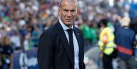 Zidane özlenen Real Madrid için yeniden görevde