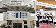 Gaziosmanpaşa Devlet Hastanesi personelinden 'Evde Kal' çağrısı