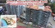 Türkiye'ye Örnek Kentsel Dönüşüm Modeli Yıldıztabya'da Hızla Yükseliyor