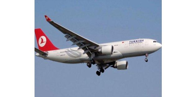 THY'nin ABD uçuş yasağı kaldırıldı