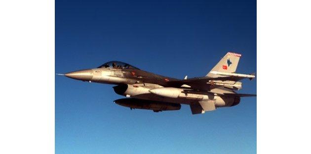 TSK 500 pilotu geri çağırdı