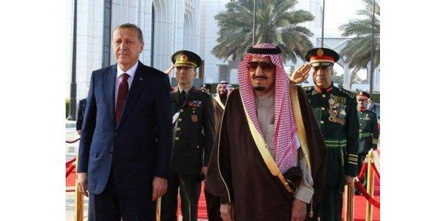 Türkiye Arabistan işbirliği Alman gazetesinde