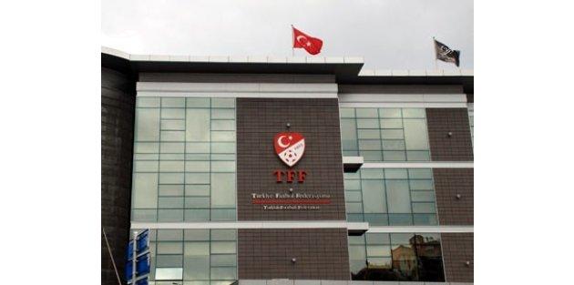 Türkiye Futbol Federasyonu'nda FETÖ temizliği
