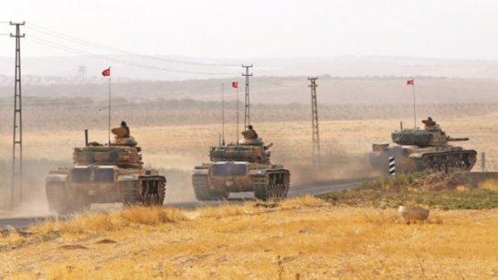 Türkiye Suriye'de bu kez terör örgütü PKK/PYD'ye karşı operasyona hazırlanıyor