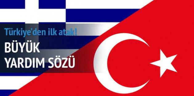 Türkiye'den Yunanistan'a 400 milyon avroluk teklif
