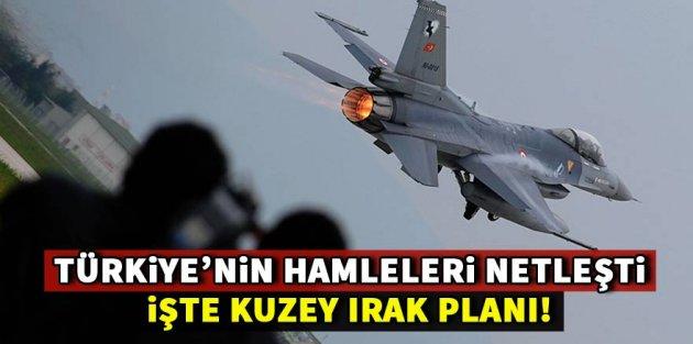 Türkiye'nin Barzani hamleleri belli oldu!