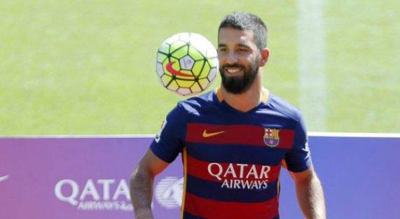 Türkiye'nin Messi'si Arda Turan