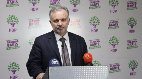 Tutuklu bulunan HDP'li Ayhan Bilgen: 6- 8 Ekim olayları iç savaş provasıydı