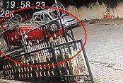 Sultangazi'de fizik kurallarını altüst eden akılalmaz kaza