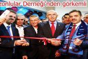 Gaziosmanpaşa Trabzonlular Derneği'nden görkemli açılış