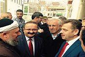Ak Parti Gaziosmanpaşa Cuma namazı çıkışı Pilav İkramı