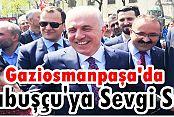 Gaziosmanpaşa'nın Gururu Alkışlarla karşılandı...!