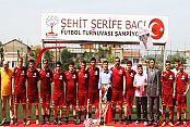 Kastamonu Gençlik Futbol Turnuvası Sonuçlandı!
