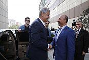 AB Bakanı ve Başmüzakereci Bozkır Sultangazi'de
