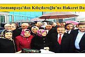 Ak Parti Gaziosmanpaşa Teşkilatından Kılıçdaroğlu'na Hakaret Davası!