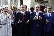 Cumhurbaşkanı Erdoğan Eyüp'te