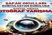 Şafak Okulları Liseler Arası Fotoğraf Yarışması Düzenliyor