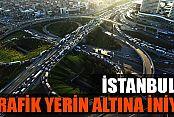 İstanbul'un Altına 145 Kilometre Tünel Geliyor