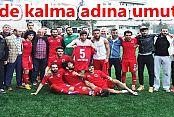 Gaziosmanpaşaspor'da Büyük Sevinç Yaşanıyor