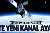 Türksat uydu frekans bilgileri ayarları