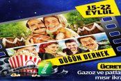 Gaziosmanpaşa'da Düğün Dernek'le kahkaha tufanı kopacak