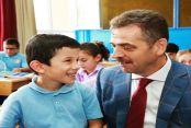 Başkan Usta, yeni eğitim öğretim yılı açılışına katıldı