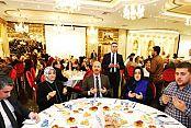 Sultangazi'de Dev Çınarlar Buluştu