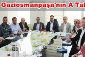 AK Parti Gaziosmanpaşa İlçe Başkanı Acar'ın A takımı belli oldu!