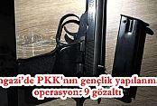 Sultangazi'de PKK'nın gençlik yapılanmasına operasyon: 9 gözaltı