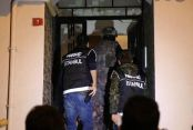 Gaziosmanpaşa'da Okul Çevrelerinde ve Metruk Binalarda Uyuşturucu Denetimi