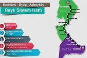 Eminönü-Alibeyköy tramvay hattına onay