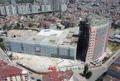 Gaziosmanpaşa'daki İlk Yardım Hastanesi büyük yangının ardından ne durumda?