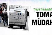 İstanbul'un göbeğinde futbol terörü!