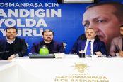 Bayram Şenocak,Gaziosmanpaşa'lı Gençlerle Bir Araya Geldi!