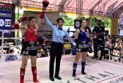 Gaziosmanpaşalı Sporcular Muaythai'de Ülkemize Gurur Yaşattı