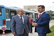 Gaziosmanpaşa Belediyesi İTÜ'ye Otobüs Hibe Etti