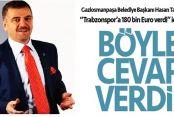 Hasan Tahsin Usta'dan Trabzonspor ile ilgili iddiaya yalanlama