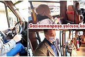 Gaziosmanpaşa Belediye Başkanı Hasan Tahsin Usta, minibüs şoförü oldu!