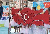 Gaziosmanpaşa'da Okul Öncesi Eğitim Şenliği'nde renkli görüntüler