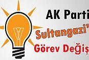 AK Parti Sultangazi'de Değişim Rüzgarı...