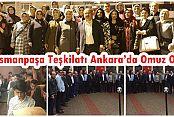 Ak Parti Gaziosmanpaşa Teşkilatı Ankara'da Omuz Omuza