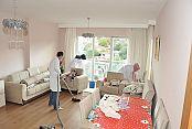 Gaziosmanpaşa'da İhtiyaç sahibi yaşlılara Evde Temizlik Hizmeti