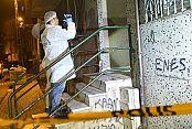 Gaziosmanpaşa'da kıraathane önüne 'ses bombası'